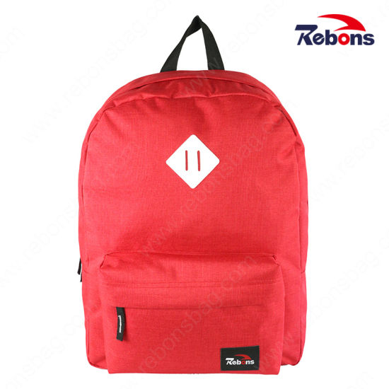 Colourful Basketball Duffel Shoulder Backpack Laptop Rucksack