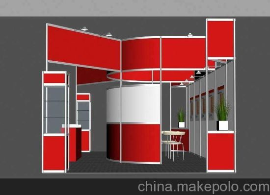Exhibition Booth Number : China hot sale m m customized exhibition booth design for trade