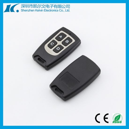 China Good Reputation Garage Door Opener Rf Universal Remote Control