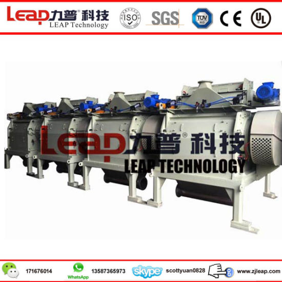 Energy Saving & Environmental Refined Cotton Fiber Extruder pictures & photos