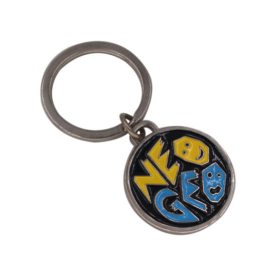 Hot Sale Hard Enamel Novelty Keychain for Gift pictures & photos