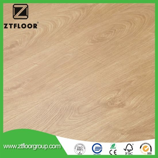 China 8mm New Pattern Wood Texture Surface Hdf Laminated Flooring