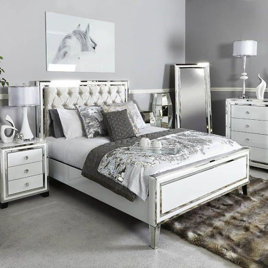Bon Fashion Double Bed Design Modern Bedroom Furniture