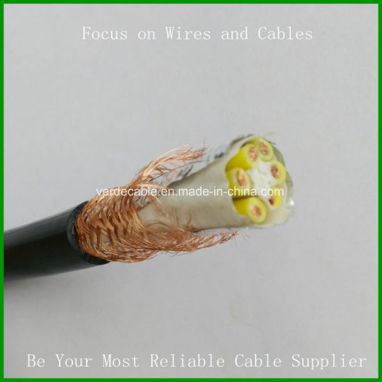 Flexible Multicore PVC Insulated Electric Cable Control Cable pictures & photos