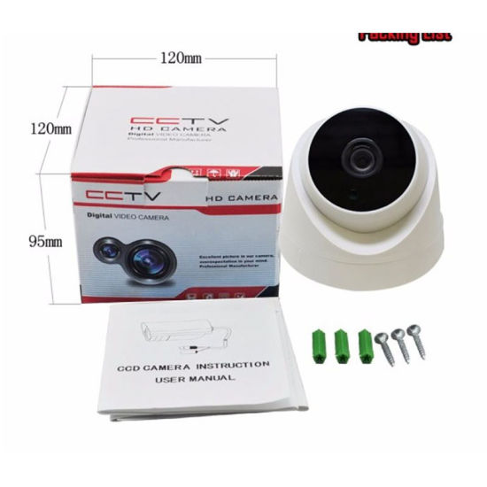 1/1.3/2/3/4.0MP IR Dome CCTV Surveillance HD Ahd Camera for Home Security pictures & photos