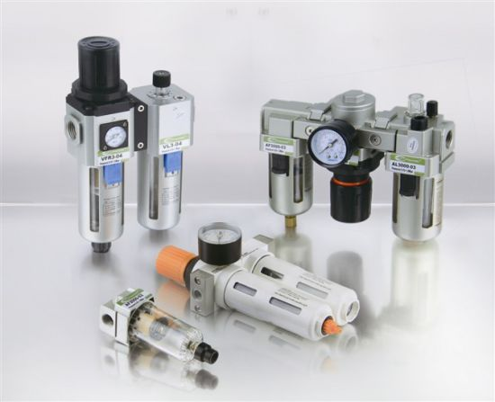 "1/2"" Air Treatment Service Units, Filter Regulators Lubricator Frl Festo pictures & photos"