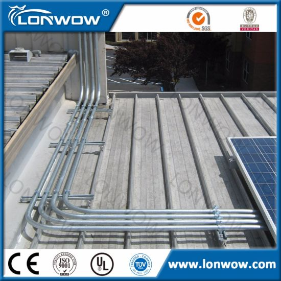 Gi Electrical EMT Galvanized Tube Conduit Pipe pictures & photos