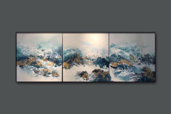 Wall Art Decoration Flower Oil Painted Canvas Prints Cheap Supplier