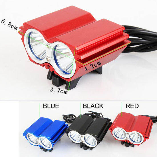 Owl Eye 10W CREE Xm-L T6 LED Super Power Bicycle Light pictures & photos