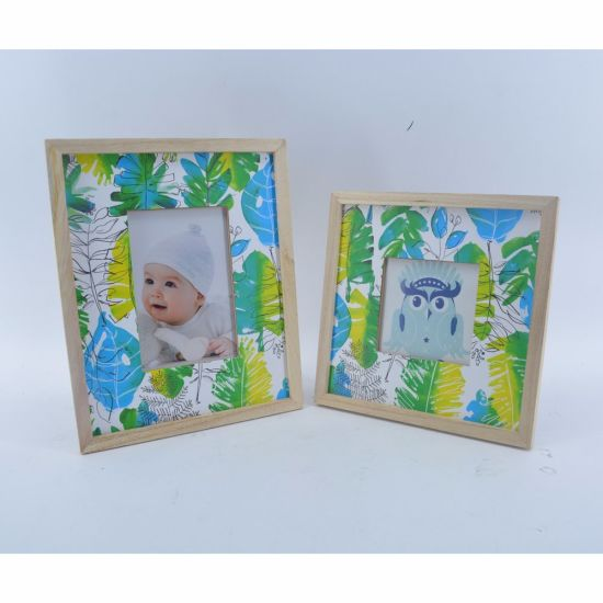 New Wooden Spring Sumemr Photo Frame