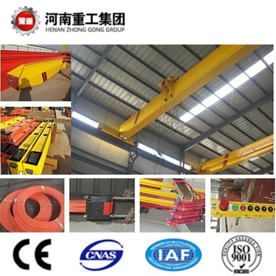 China Remote Control FEM/ISO Standard Single Girder/Beam