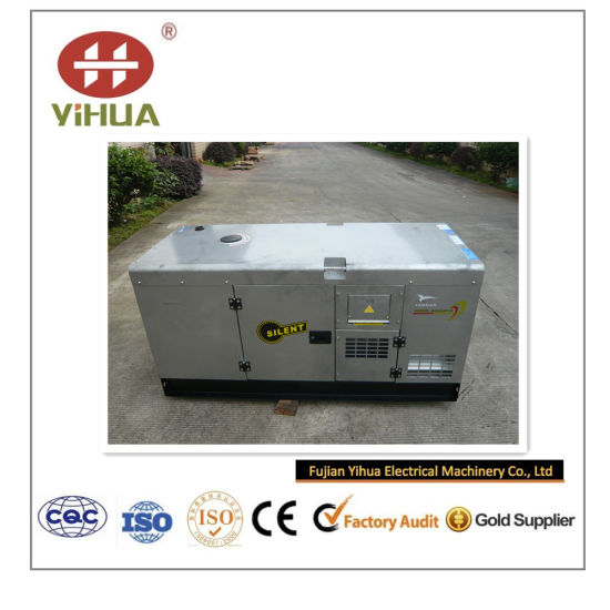 8.75kVA~56.25kVA Yanmar Super Silent Diesel Generator with Ce/Soncap/CIQ Approval pictures & photos
