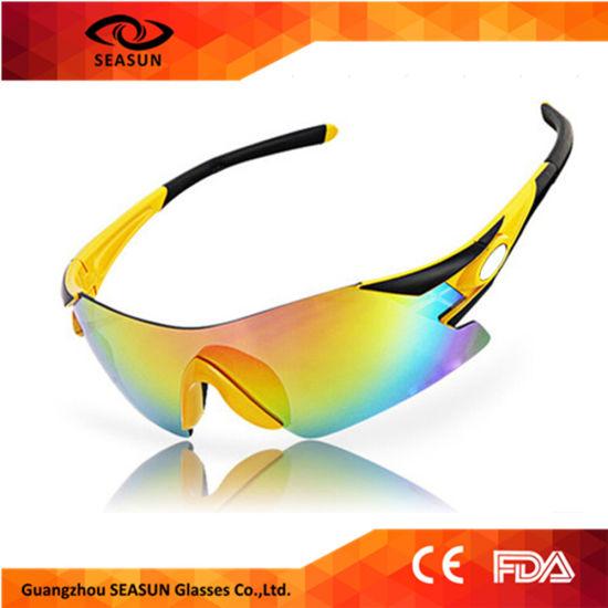 dc21309f7cb6 Fashion Rimless Sports Eyewear Sunglass Men Women Ce UV Outdoor Cycling  Glasses Bicycle Bike Riding Goggles. Get Latest Price