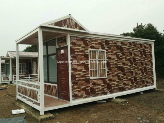 Peison Specilized Portable Mobile Prefabricated/Prefab Coffee House pictures & photos
