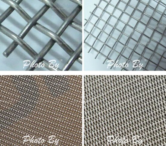 Woven Technique Stainless Steel Mesh pictures & photos