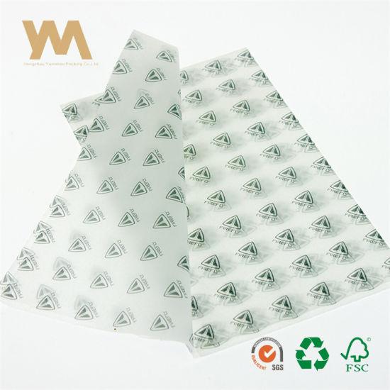Wholesale Custom Printed Clothing Tissue Paper