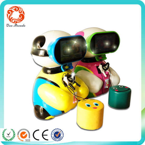 Kids Amusement Vr Equipment Game Machine with Best Quality pictures & photos