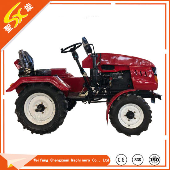 Factory Supply 12HP Agricultural Mini Small Farm Tractor with Ce pictures & photos