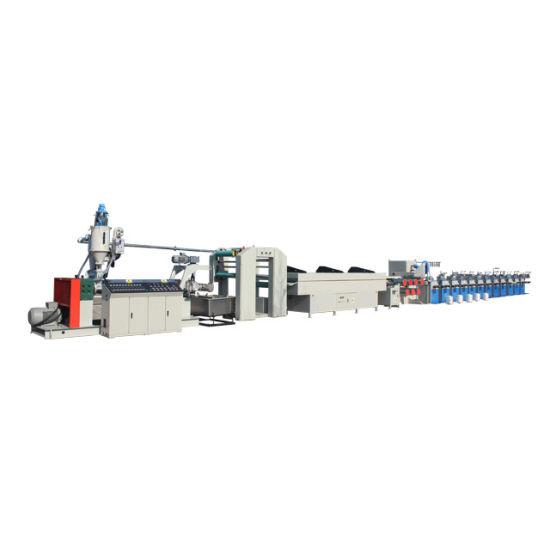 PP Agricultural Packing Belt Baler Rope Twine Making Machine