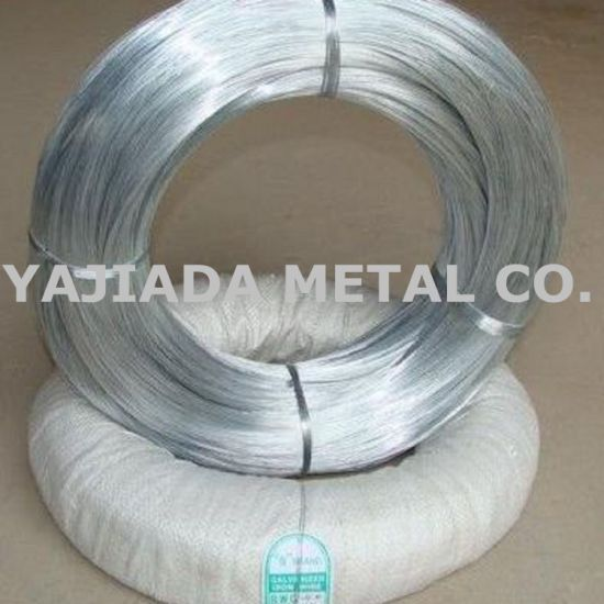 Factory Supply Binding Wire, Winding Wire, G. I Wire