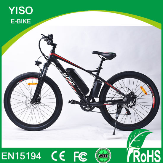 High Speed Down Hill E-MTB Bike with Middle Drive Bafang mm G32.1000