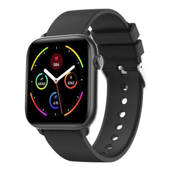 2021 New Arrivals Kw37 Nrf52832 Smart Watch Heart Rate Pedometer Blood Pressure Health Sports Smartwatch Black Pink Blue Grey