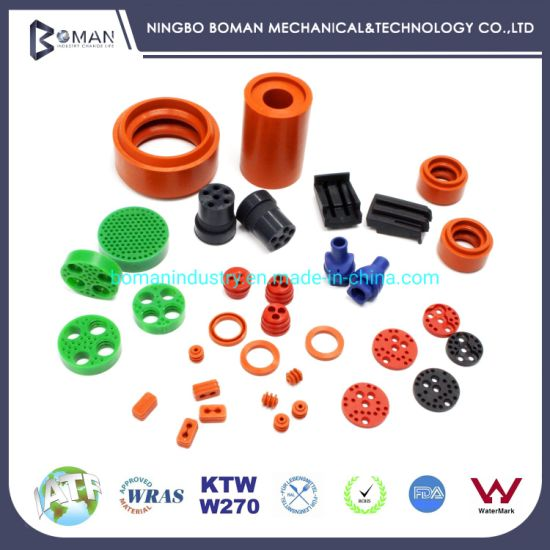 Rubber Hose, Rubber Part, Rubber Seal in NBR Material
