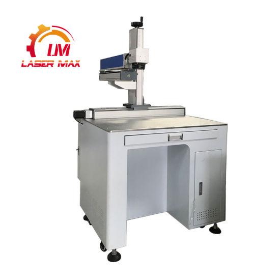 OEM/ODM Customized Large Size Laser Marking Machine for Metal/ Sheet/Ceramic/Semiconductor Wafer/IC Grain/Polymer Film/PVC/PP/PE/PPR