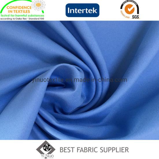 100% Polyester Woven Twill Peach Skin Fabric Wind Coat Fabric