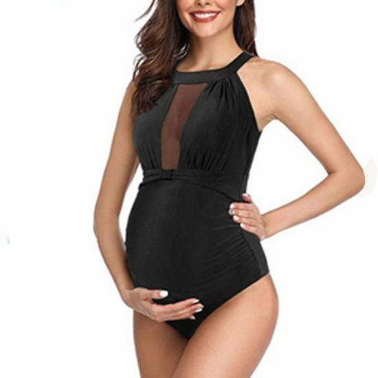 Pregnancy Plus Size Young Mom Sexy Girls Woman Swimwear