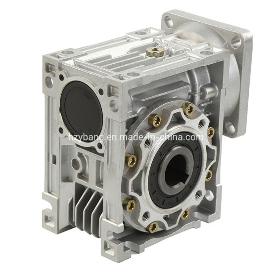 Nmrv050 Small Worm Drive Gear Speed Reducer
