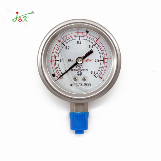 German - Style Vibration-Resistant Manometer