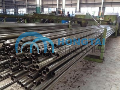 Q345b DIN2391 St52.0 Round Seamless Steel Tube pictures & photos