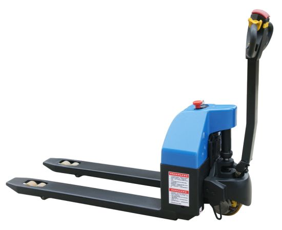 Klt15 1.5ton Walkie Type Electric Pallet Truck pictures & photos