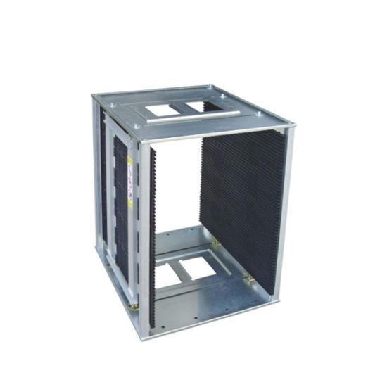 High Temperture 180 Degress Metal ESD PCB SMT Magazine Rack