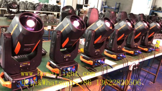 Professional Stage Light 330W Moving Head Beam for Wedding Event Show Disco Night Club