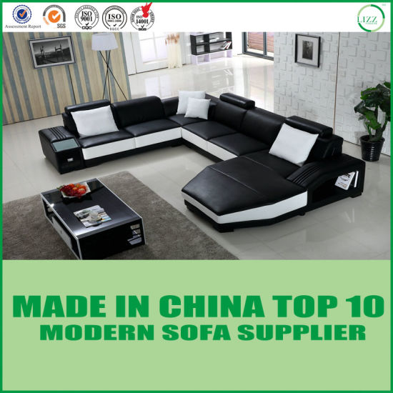 China Australia Modern Design With Side Tables Corner Sofa China