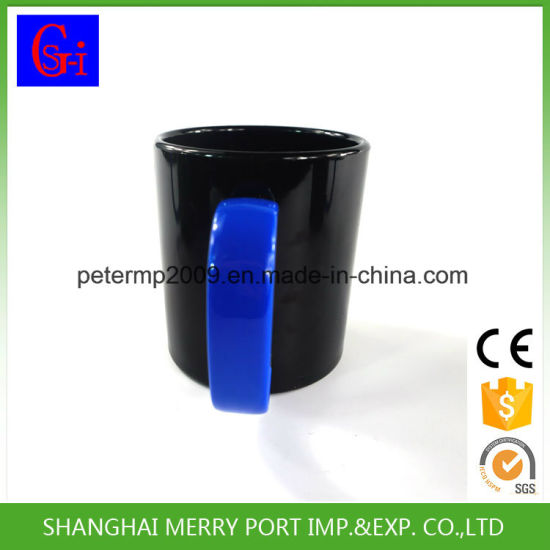 Printed Bright Colorful Plastic Tea Cup for Promotional (SG-1100) pictures & photos