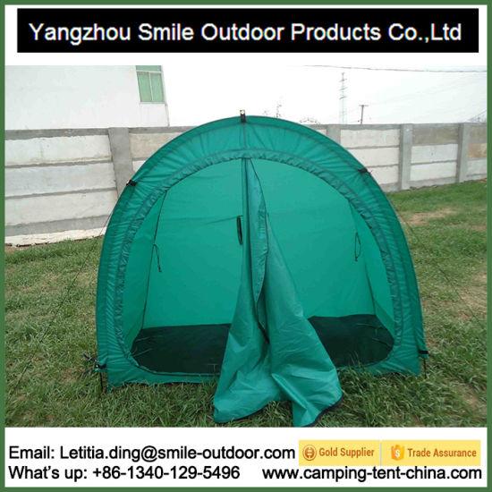 Half Round Fun Camp Waterproof Storage Mobile Tent