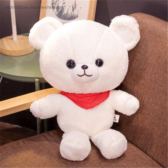 Wholesale Cute Soft Teddy Bear Plush Toys Stuffed Animal Christmas Toy