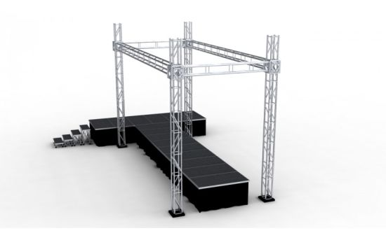 Arch Kit Portable Mobile DJ Lighting Equipment Truss System pictures & photos