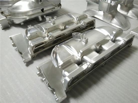 Customized Aluminum Auto Car Engine CNC Machining/Machined/Machinery Parts