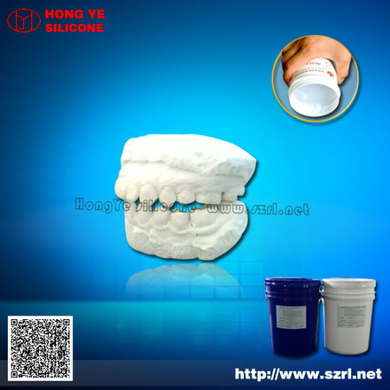 China Dental Silicone for Making Silicone Molds of Gypsum Dental