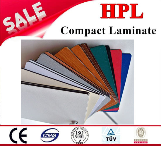 Excellent Quality HPL/ Fireproof Cabinet Formica Laminate Sheets pictures & photos
