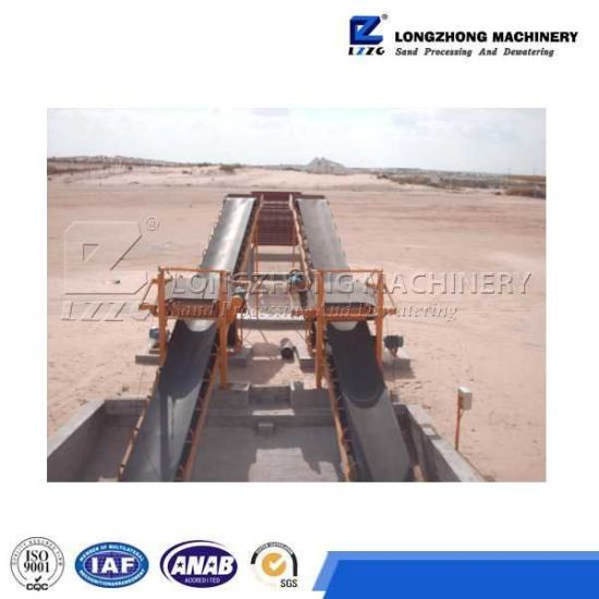 Hot Seller Belt Conveyor, Belt Conveying Machine for Concrete Line pictures & photos