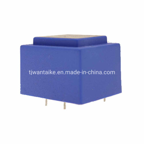 Ei30 Series Low Frequency/Epoxy Resin Encapsulated /Safety Isolating /Laminated Electronic Transformer for Power Supply