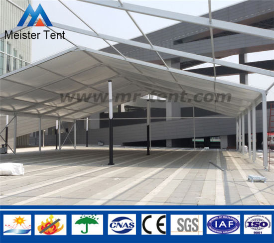 Long Life Clear Span White Canopy Warehouse Tent for Sale pictures & photos