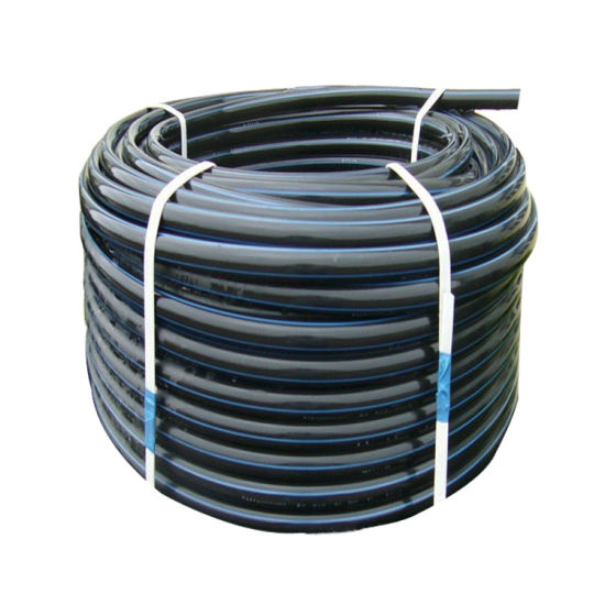 PE100 Black HDPE Roll Pipe 32mm Price for Water Supply