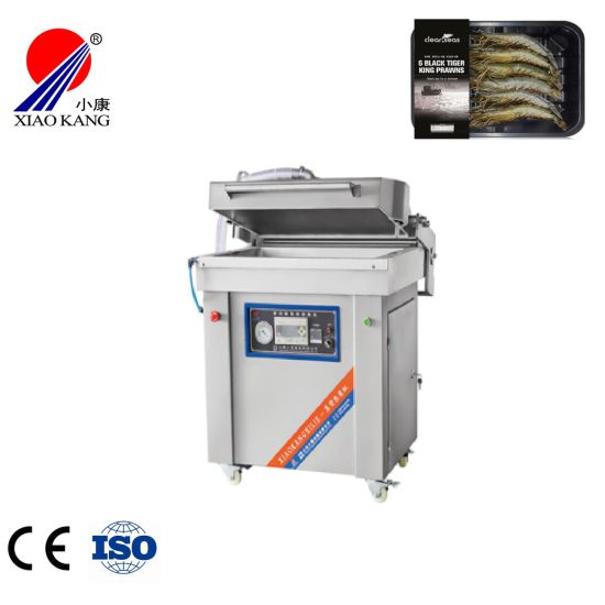 Seafood Vacuum Skin Packing Machine with Ce Certificate