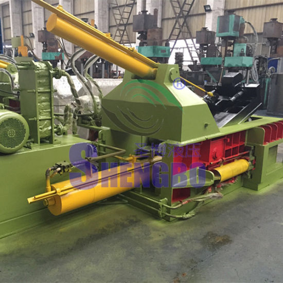 Scrap Metal Baler Recycling Equipment (automatic) pictures & photos